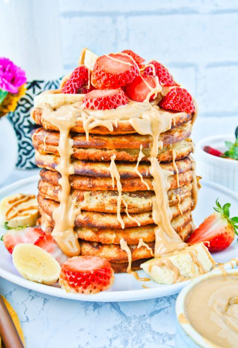 Mezcla de pancakes libre de gluten